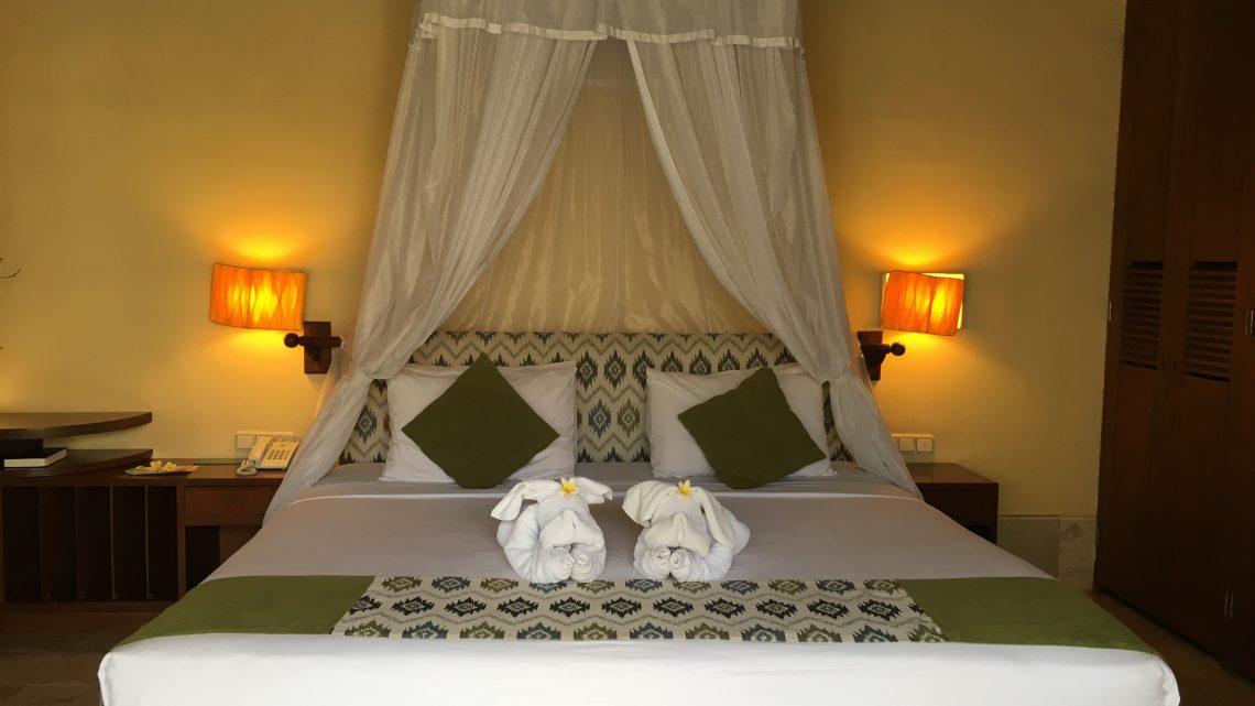 バリ島。安くて素敵なホテルの選び方。